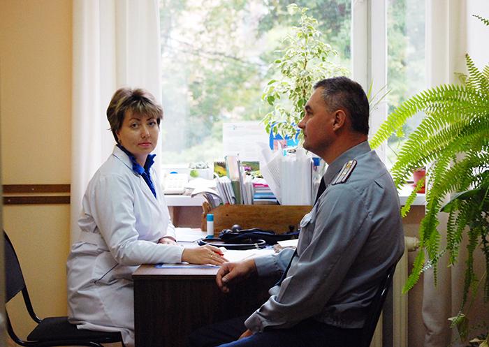 Порядок приема пациентов в поликлинике