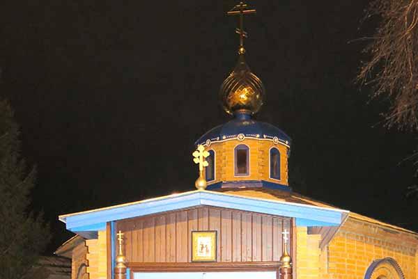В ИК-1 около 120 православных осужденных встретили праздник Крещения Господня