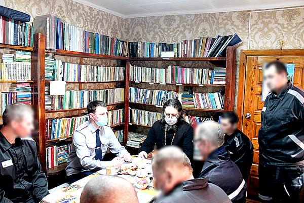 В исправительных учреждениях УФСИН России по Рязанской области проходит «Неделя молитвы»