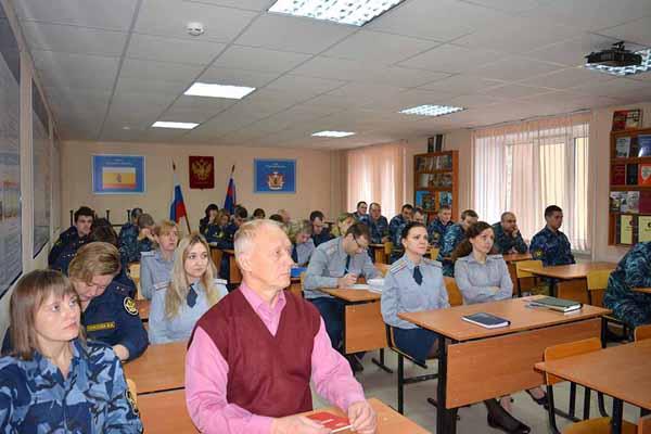 Представитель Рязанской митрополии провел беседу о профилактике коррупционных проявлений